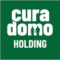Cura domo Logo Holding