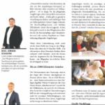 Zeitungsausschnitt Allerhand Bludenz Frühling 2017