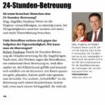 Zeitungsausschnitt Gesund & Leben März 2017
