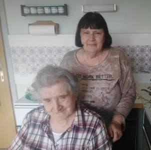 Frau Juliana G. aus Voitsberg/STMK und Darina M. sind seit über 10 Jahren ein Team