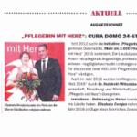 Zeitungsausschnitt Vorarlberger Tageszeitung März 2017