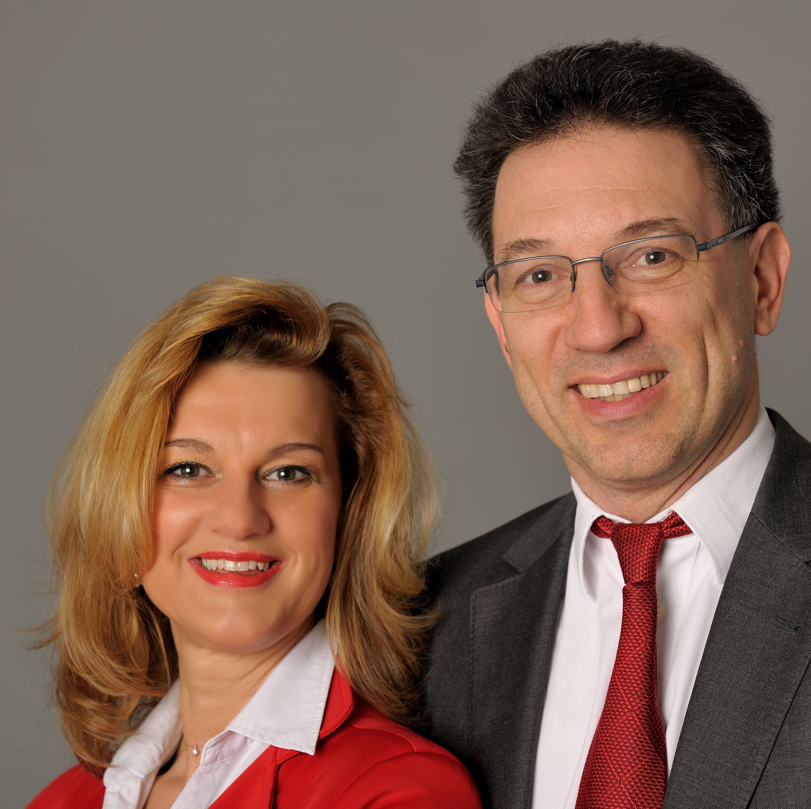 Mag. Angelika und Robert Pozdena