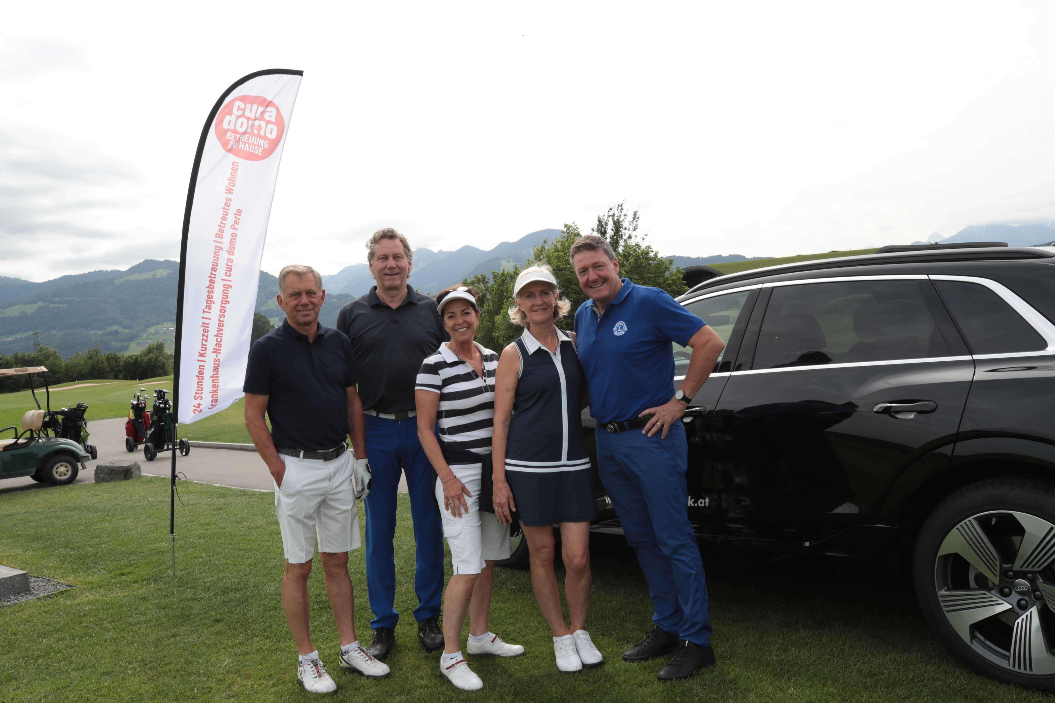 Charity-Golfturnier 2019 - Lionsclub Feldkirch Montfort