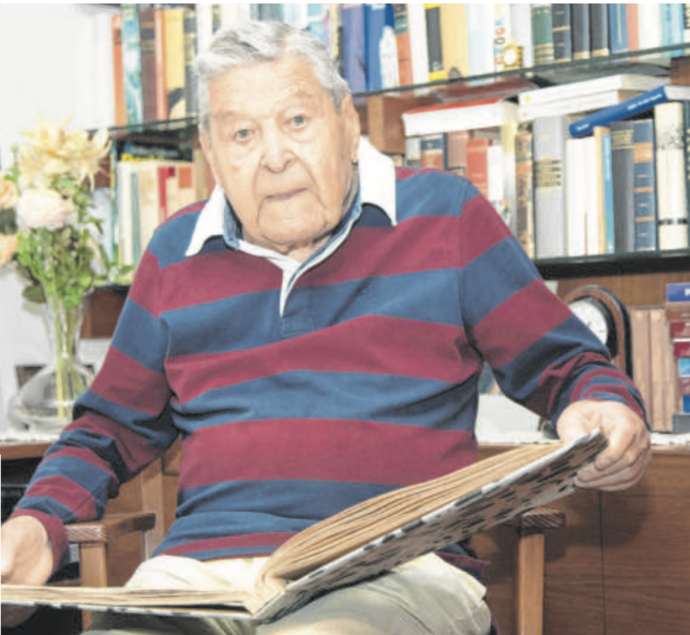 Ein Kunde von cura domo erzählt aus seinem Leben…